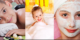 Day Spa Kids em Moema
